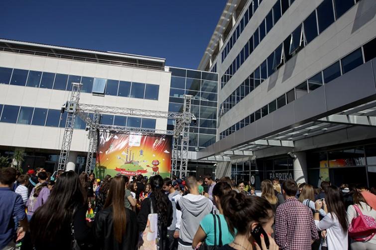 Fabrika znanja  Podgorica 2014  1