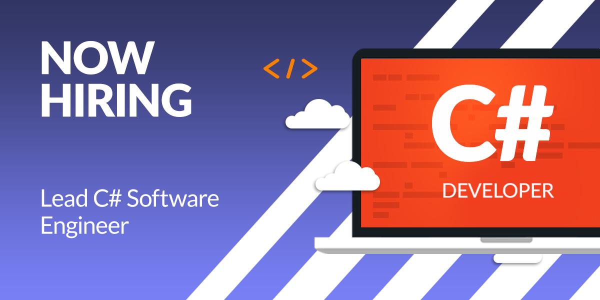 lead-C#-Software-engineer